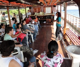 orality_training_on_the_amazon_river