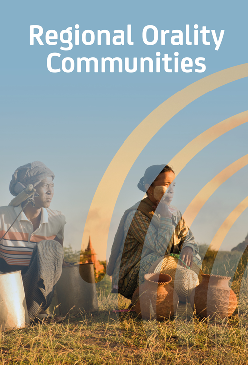What are Regional Orality Communities?